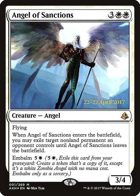 Angel of Sanctions (PAKH)