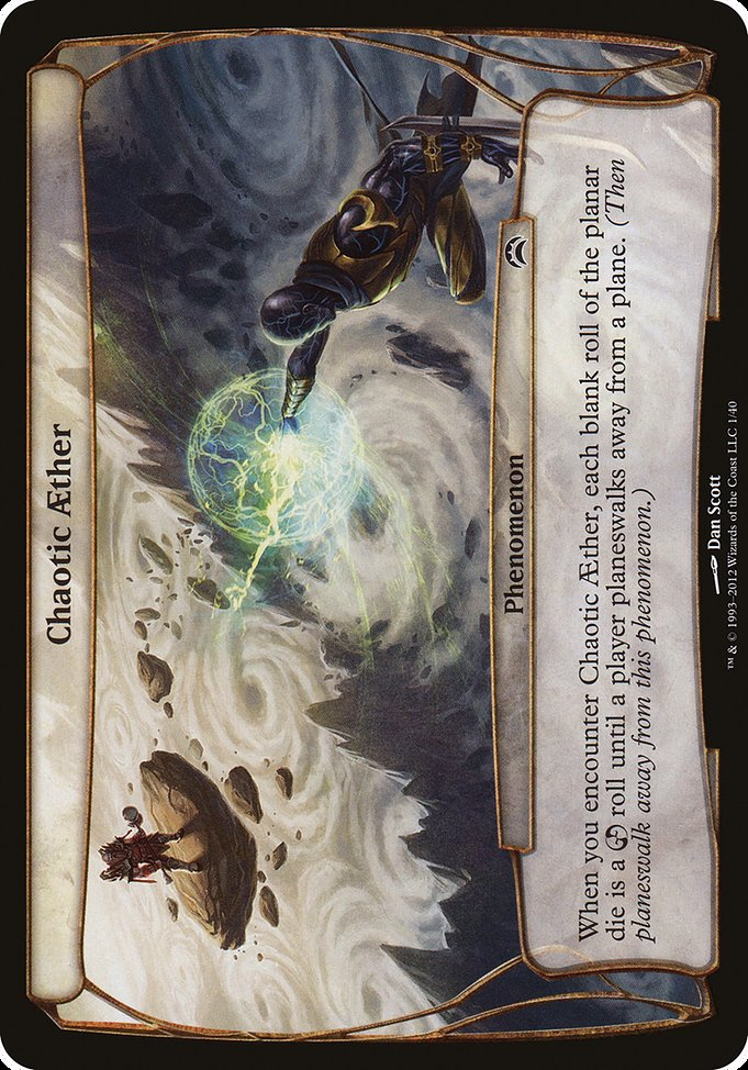 Chaotic Aether (OPC2)