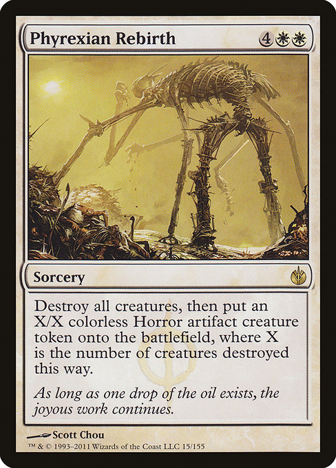 Phyrexian Rebirth (MBS)