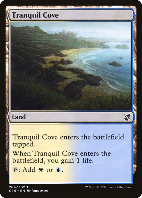 Tranquil Cove (C19)