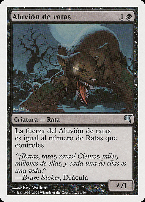 Swarm of Rats (PSAL)