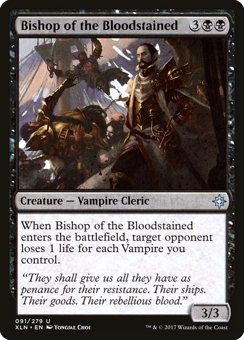 Bishop of the Bloodstained (XLN)