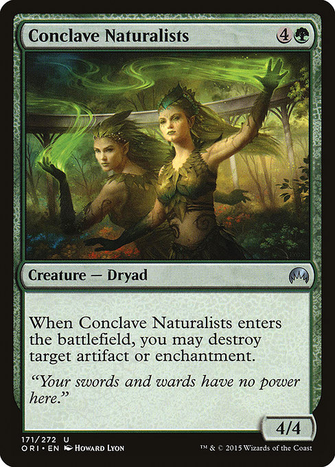 Conclave Naturalists (ORI)