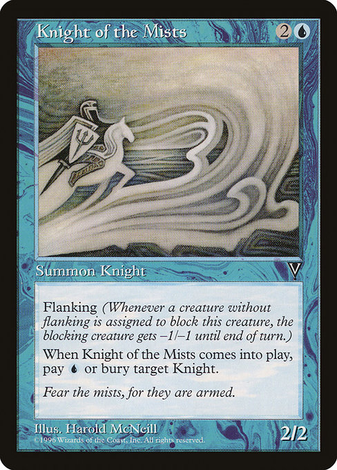 Knight of the Mists (VIS)