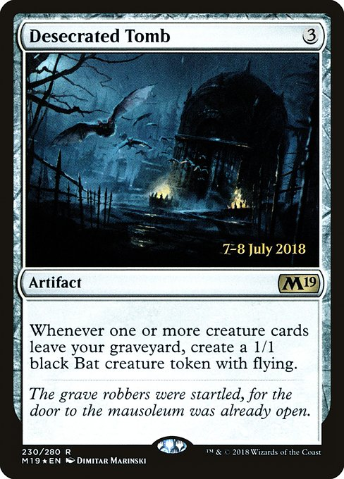 Desecrated Tomb (PM19)