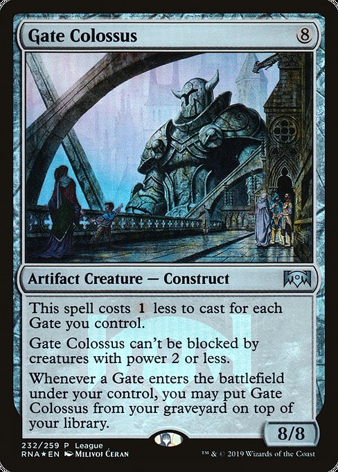 Gate Colossus (PRNA)