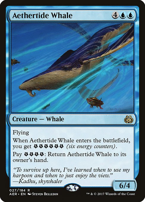 Aethertide Whale (AER)
