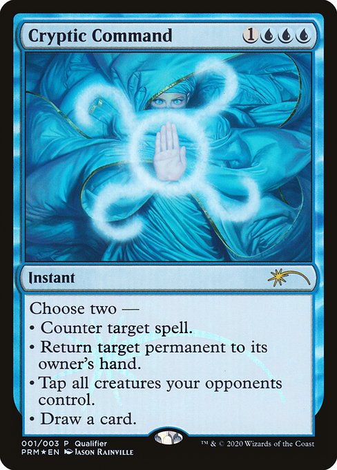 Cryptic Command (PPRO)