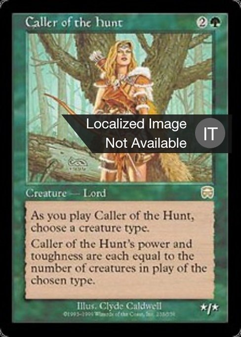 Caller of the Hunt (MMQ)