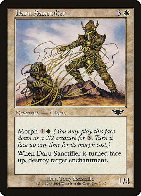 Daru Sanctifier (LGN)