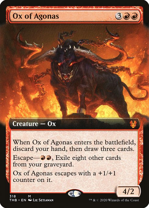 Ox of Agonas (THB)