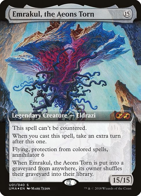 Emrakul, the Aeons Torn (PUMA)