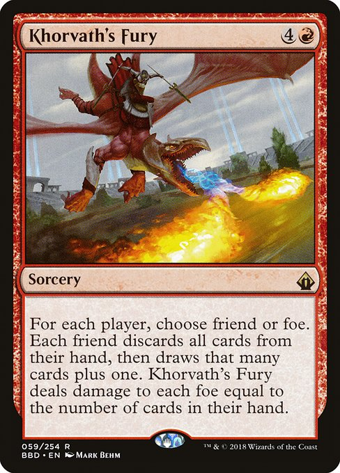 Khorvath's Fury (BBD)