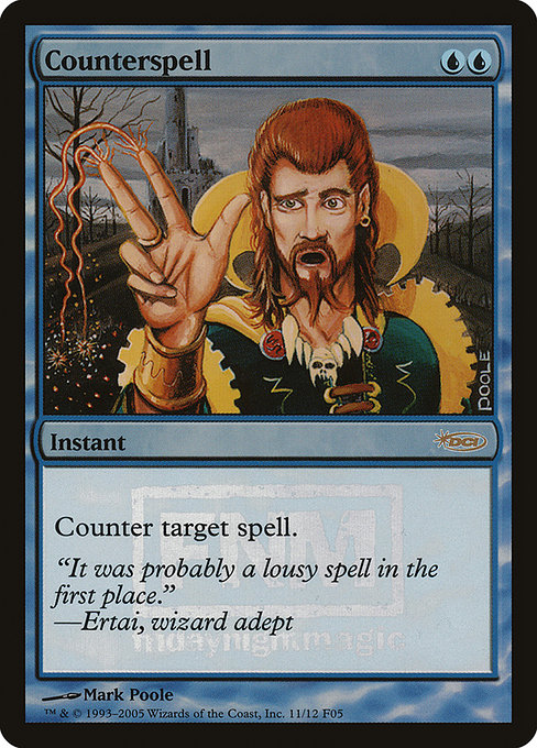 Counterspell (F05)