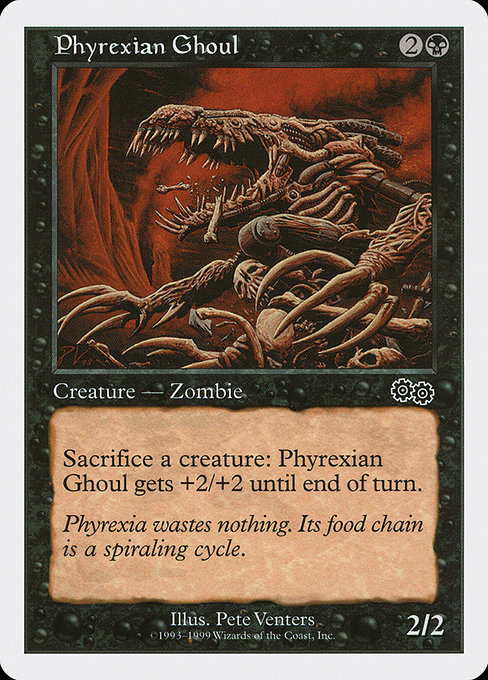 Phyrexian Ghoul (BRB)