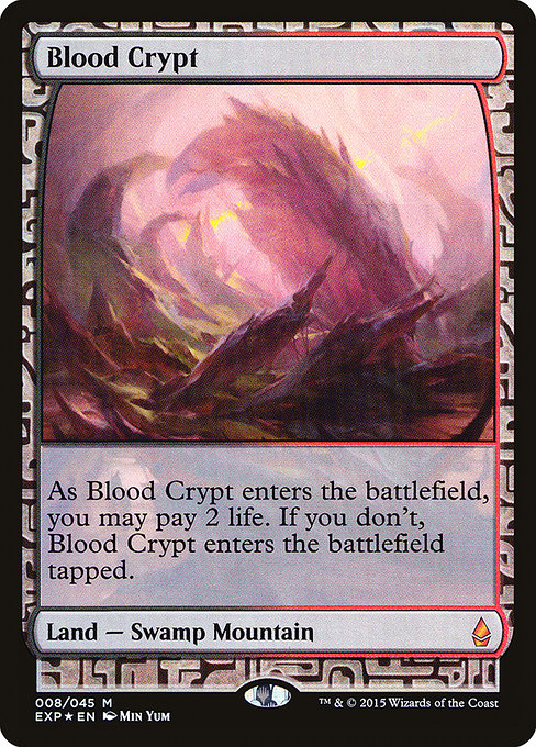 Blood Crypt (EXP)