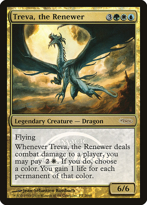 Treva, the Renewer (PPRO)