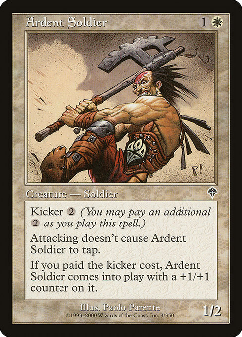 Ardent Soldier (INV)