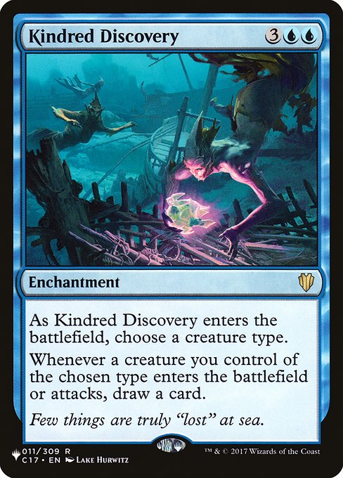 Kindred Discovery (PLIST)