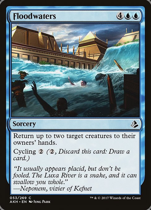 Floodwaters (AKH)