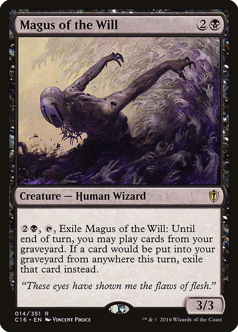 Magus of the Will (C16)