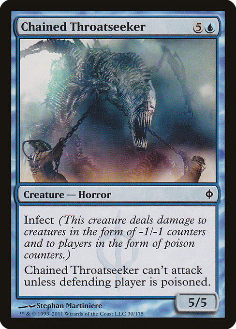 Chained Throatseeker (NPH)