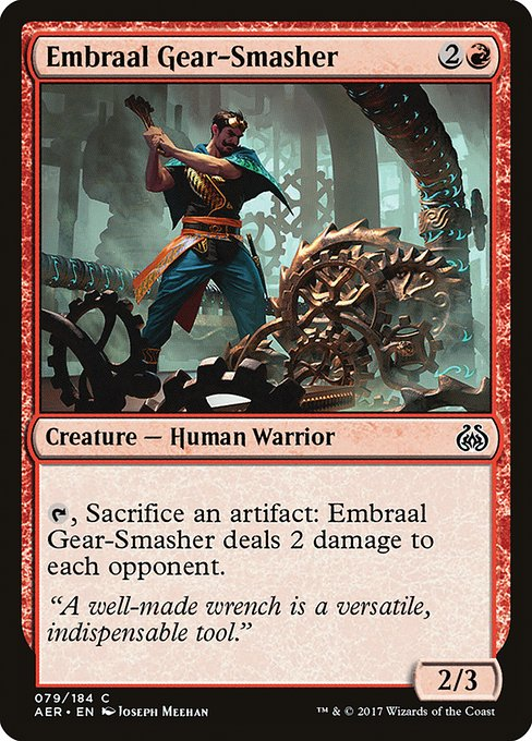 Embraal Gear-Smasher (AER)