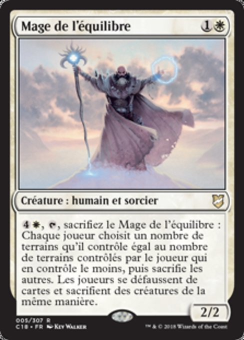Magus of the Balance (C18)