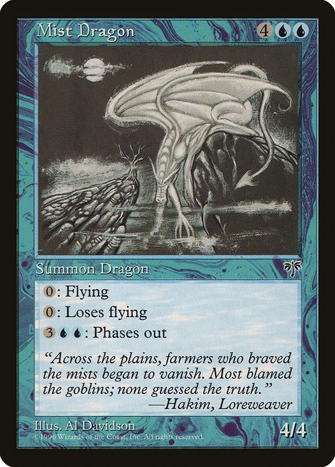 Mist Dragon (MIR)