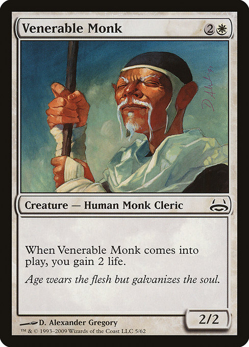 Venerable Monk (DDC)