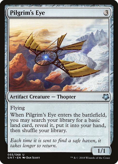 Pilgrim's Eye (GNT)