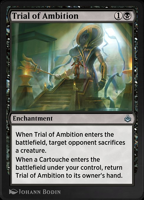 Trial of Ambition (AKR)