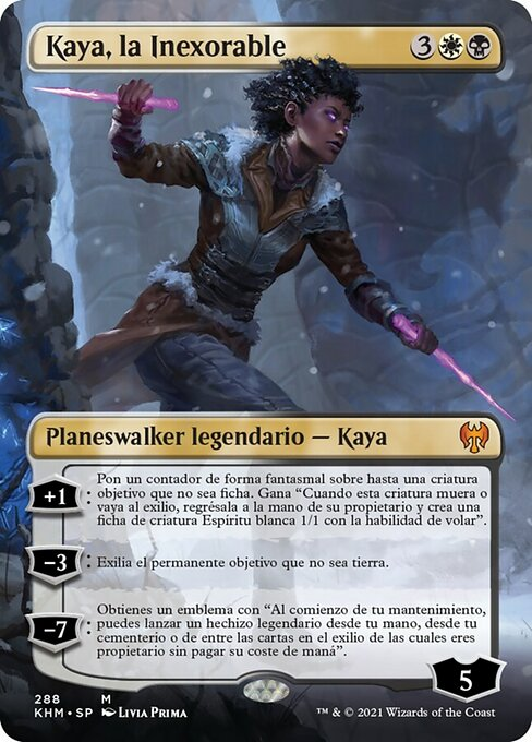 Kaya the Inexorable (KHM)