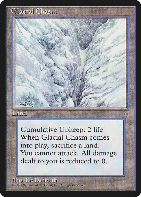 Glacial Chasm (ICE)