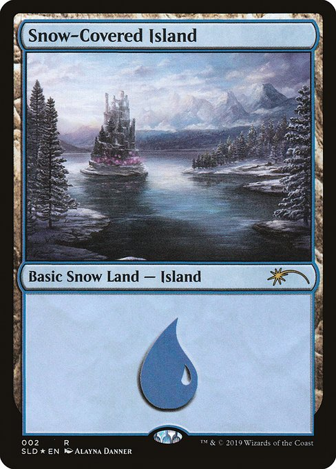 Snow-Covered Island (SLD)