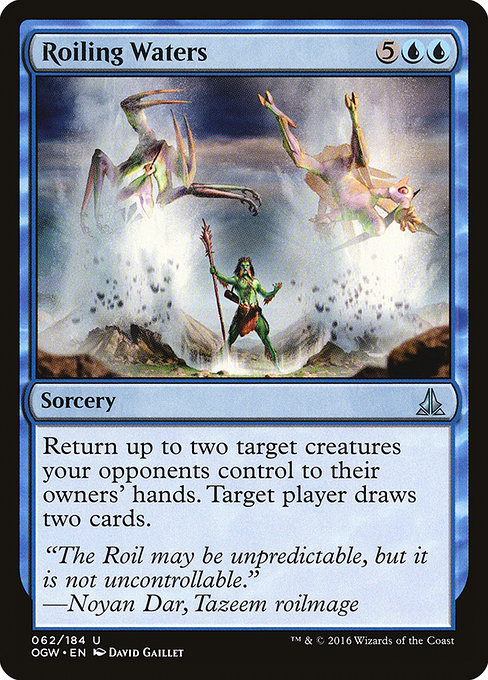 Roiling Waters (OGW)