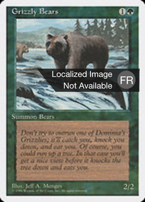 Grizzly Bears (ITP)