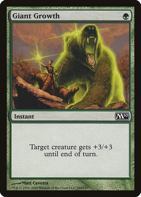 Giant Growth (M10)