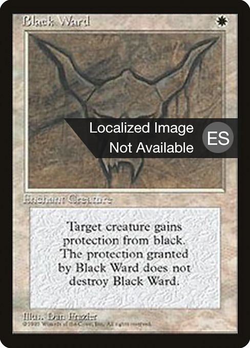Black Ward (4BB)