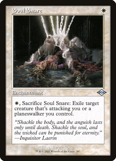 Soul Snare (MH2)