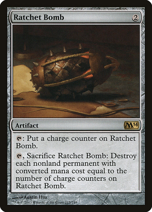 Ratchet Bomb (M14)