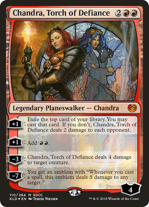 Chandra, Torch of Defiance (PS18)