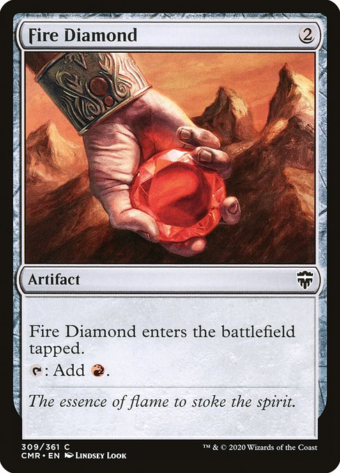 Fire Diamond (CMR)