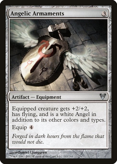 Angelic Armaments (AVR)