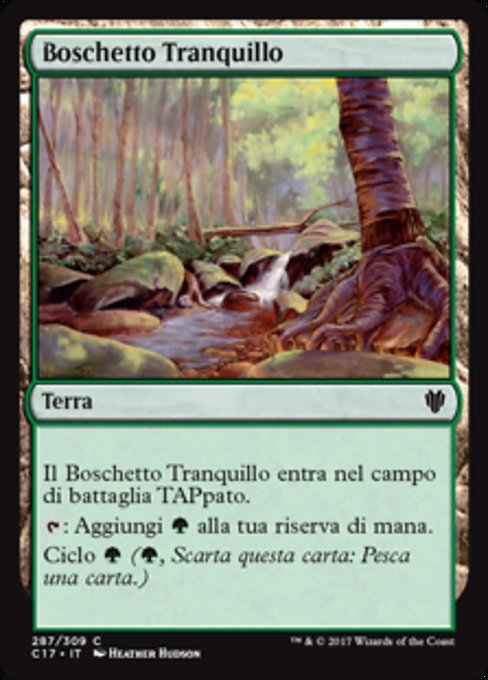 Tranquil Thicket (C17)