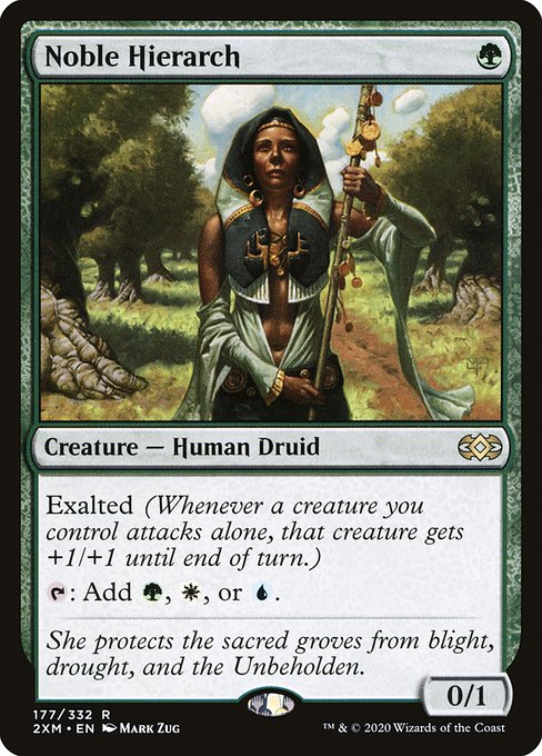 Noble Hierarch (2XM)