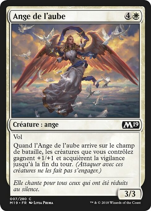 Angel of the Dawn (M19)