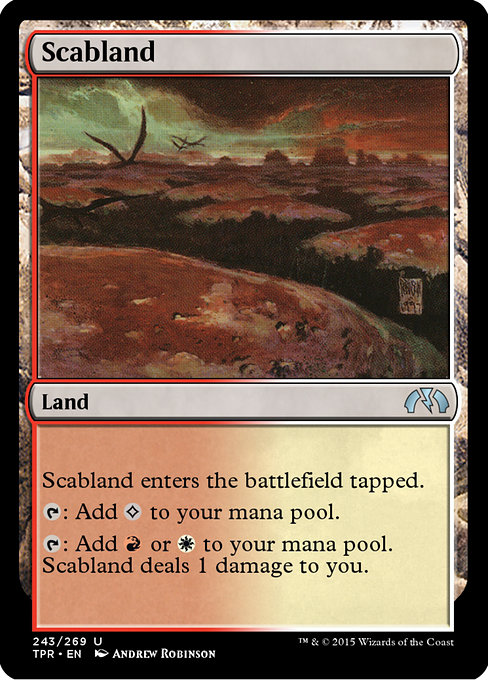 Scabland (TPR)