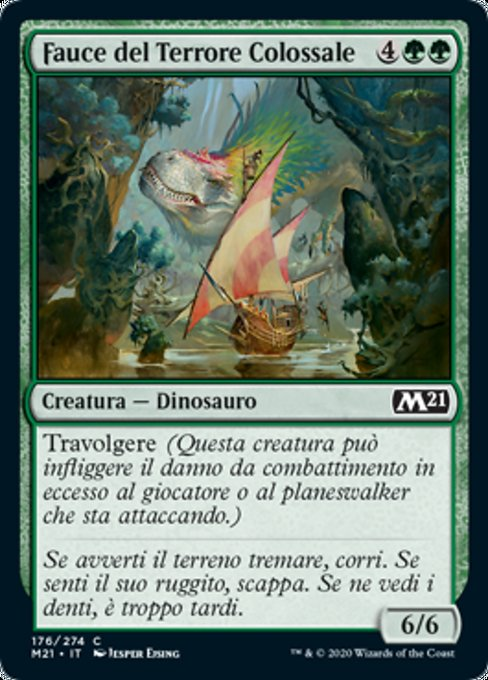 Colossal Dreadmaw (M21)