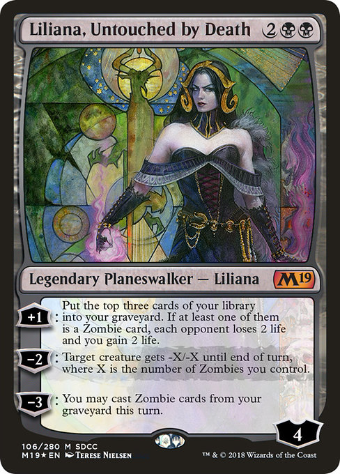 Liliana, Untouched by Death (PS18)